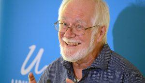 Le CV atypique de Jacques Dubochet, prix Nobel de Chimie