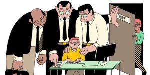 Les normaliens, élite en quête d'emploi