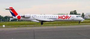 Transport aérien:85% des vols de HOP! assurés le14juillet