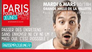 Nouvelle édition de Paris pour l'emploi des jeunes