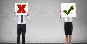 Quelles sont les erreurs à éviter pour trouver un job ?