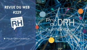 prix du DRH numérique 2018
