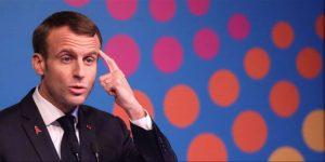 Et pendant ce temps-là… Macron vante la start-up nation