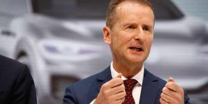 Herbert Diess, le nouvel empereur de Volkswagen