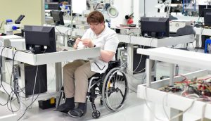 Les travailleurs handicapés ont désormais leur réseau d'intérim