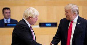 Vers un accord commercial entre les États-Unis et le Royaume-Uni dès 2020?