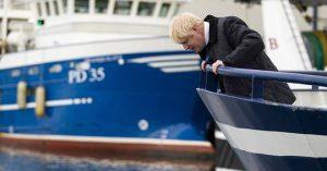 Brexit: Johnson s'accroche à la souveraineté de sa pêche