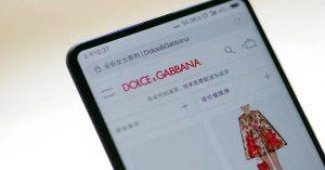 En Chine, le grand bond en avant du luxe sur Internet