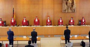 Plan de relance européen: la cour de Karlsruhe donne son feu vert