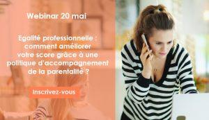 [WEBINAR] Égalité professionnelle : mieux accompagner la parentalité