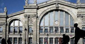 Gare du Nord: enquête surune farce française